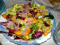 Салаты для похудения - рецепты с фото на Поварру