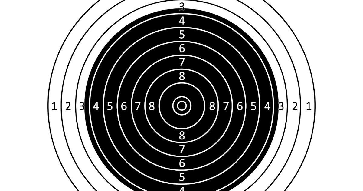 картинки для стрельбы из воздушки крачковской оценивали