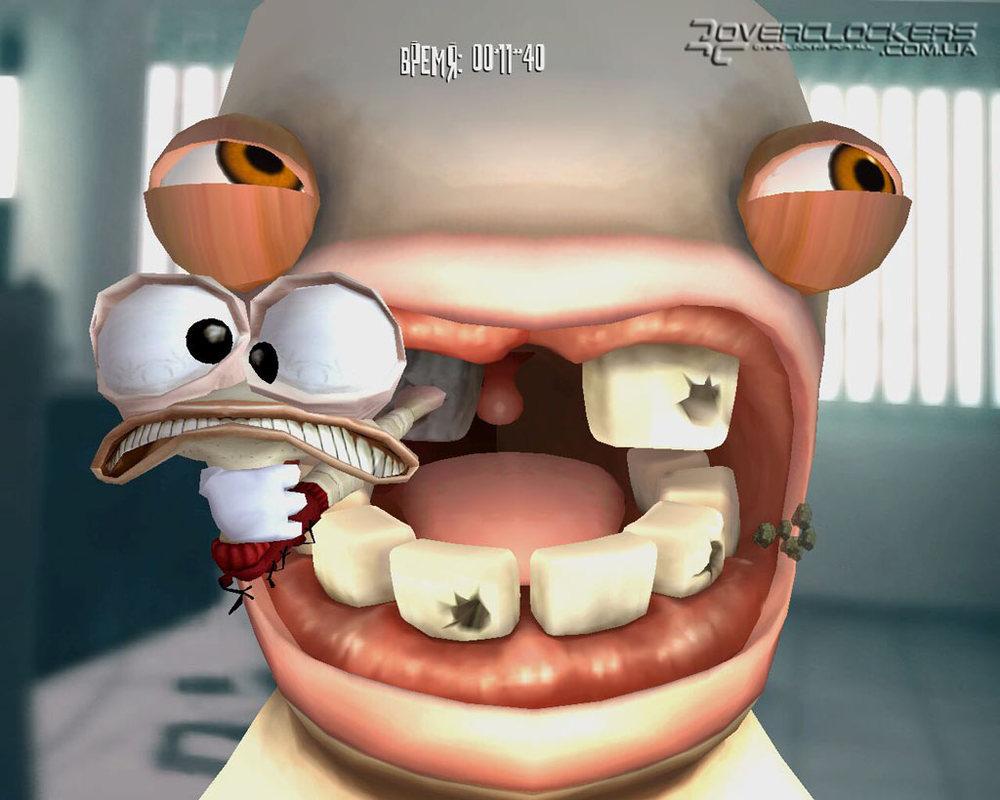 сделанные микробы и зубы картинки фото отметили