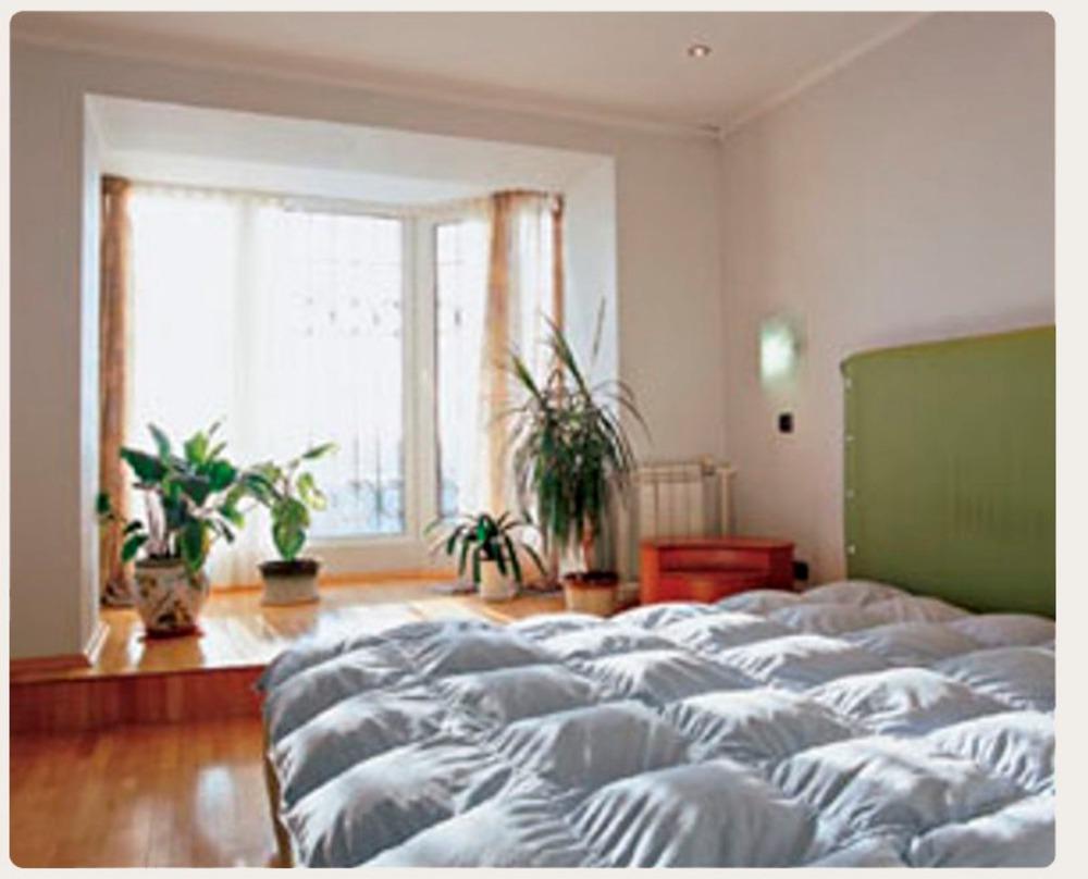 Объединение балкона с комнатой фото - 1 июня 2014 - фильмы о.