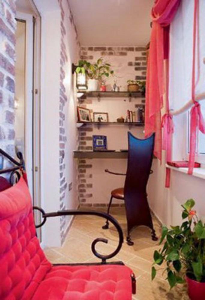 Поделитесь идеями интерьера балкона! / форум.