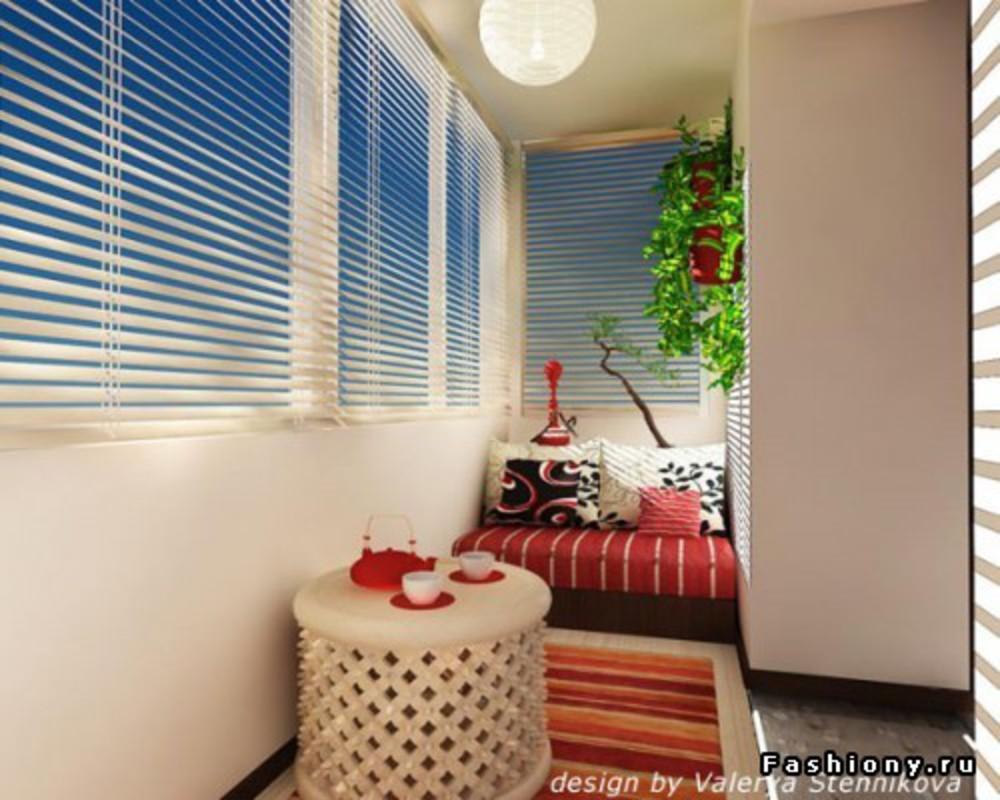 Как сделать лоджию жилой комнатой: фото балконы для всех!.