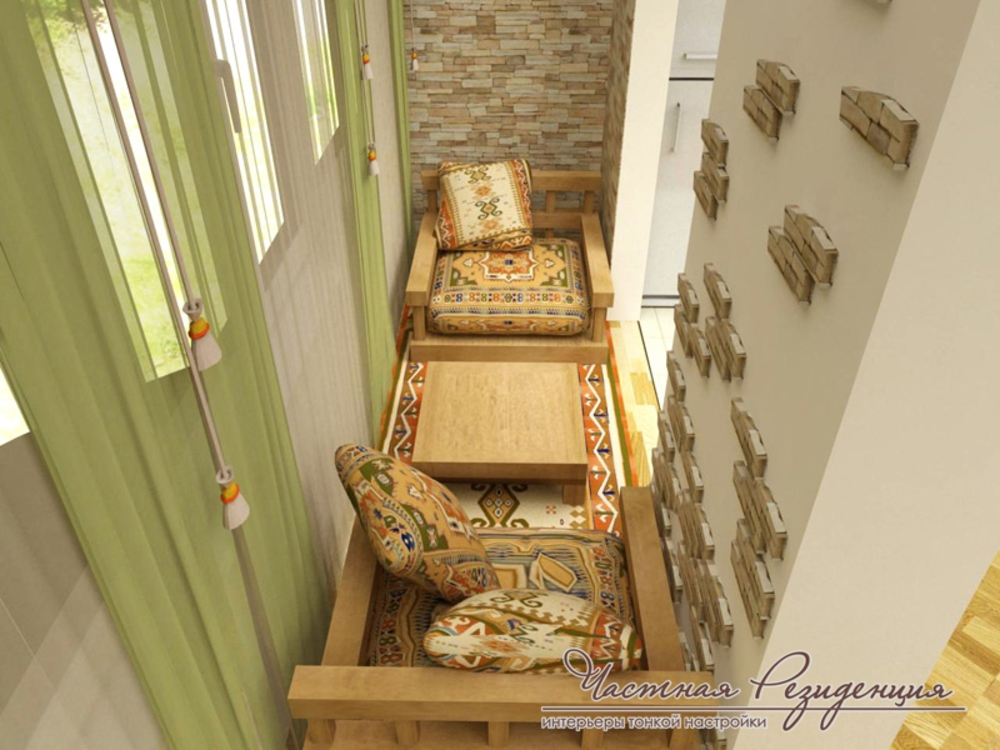 """Мебель для узкого балкона"""" - карточка пользователя privat45 ."""