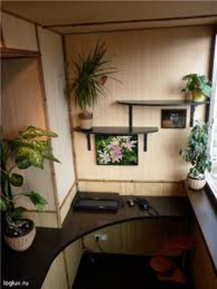 Изготовление полки для столешницы на балконе , соединненой с комнатой.
