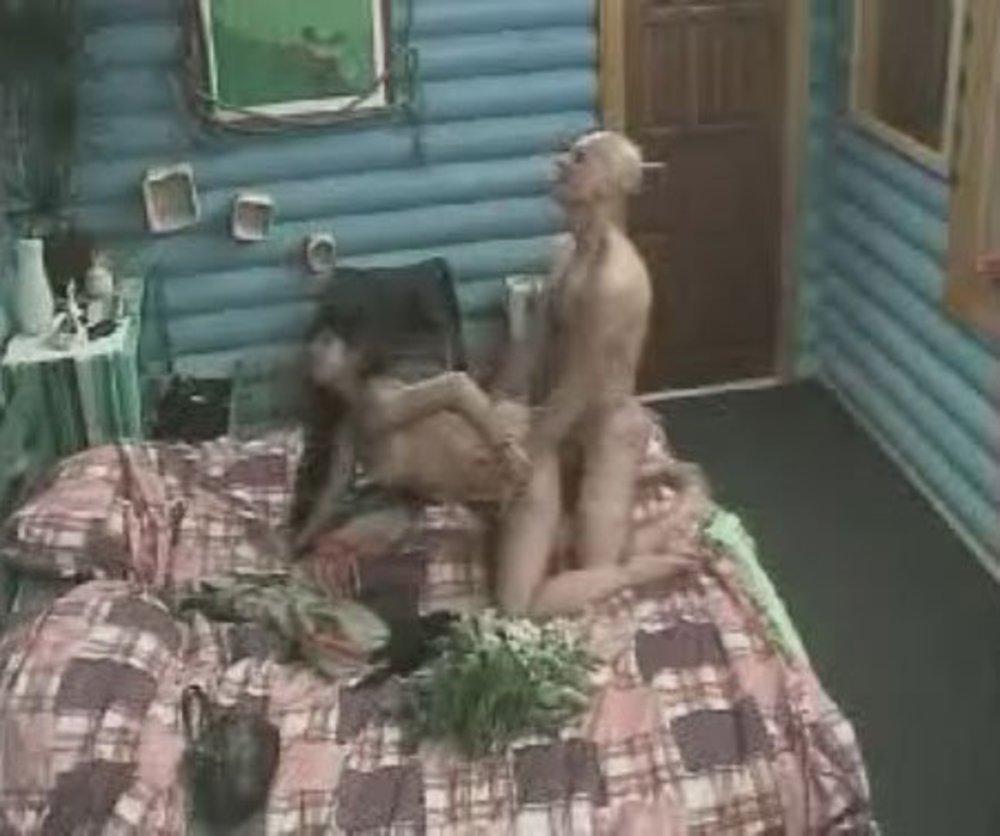 Секс в доме2 третьяков с берковой