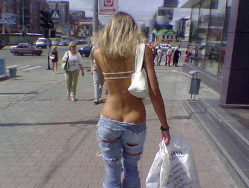 Разные леди показали себя без одежды  663292