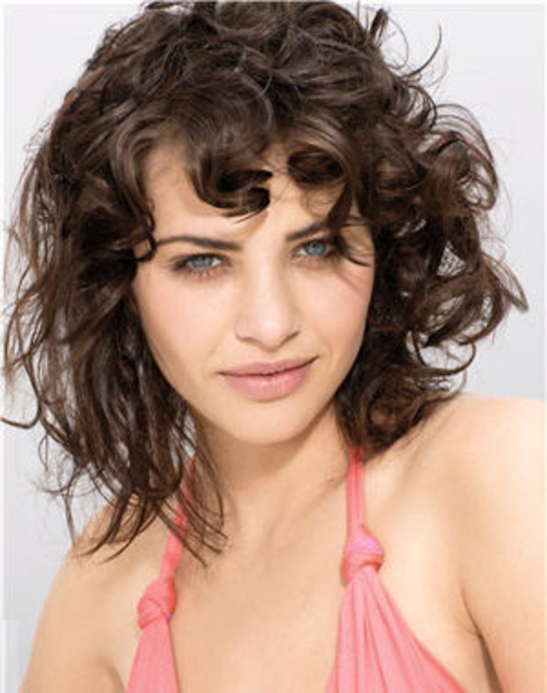 Стрижки на пушистые волосы не требующие укладки