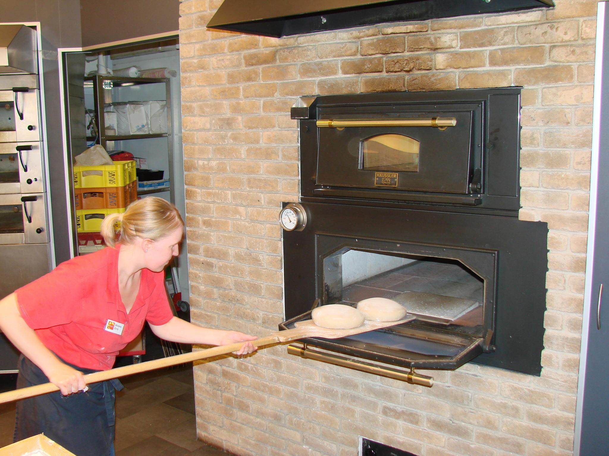 Хлебопекарная печь своими руками видео