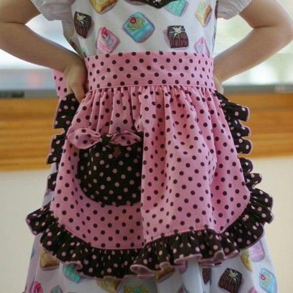 Фото детский фартук своими руками