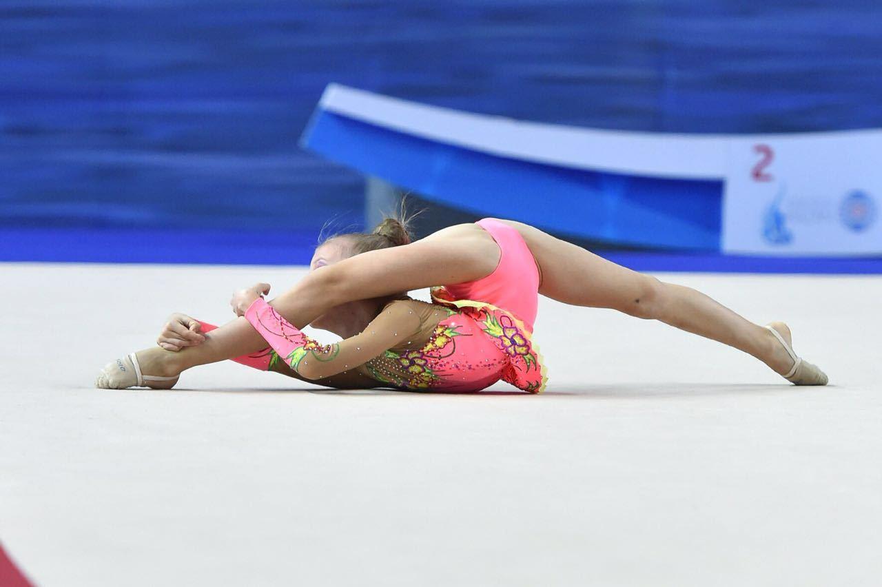 фото гимнасток с ногами было грустно осознавать
