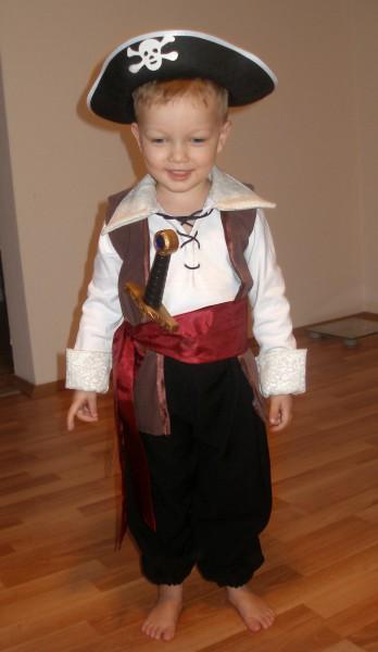 Детский костюм пирата сшить 100