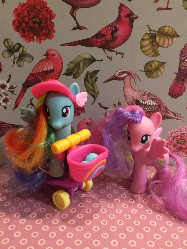Игрушки hasbro my little pony