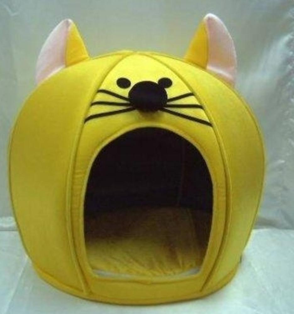 Домик для кошки шьем