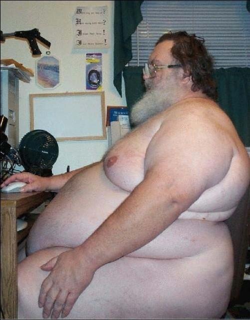 Большой член жирный девушки