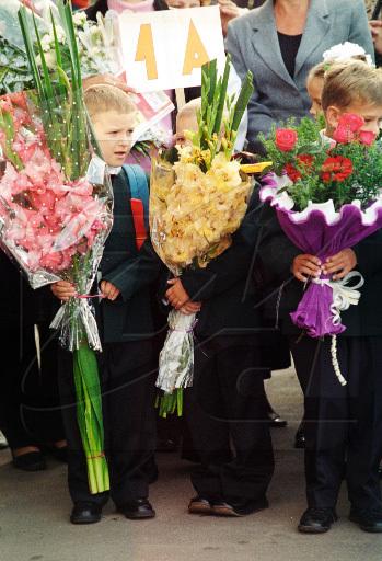 Красивые букеты из гладиолусов на 1 сентября своими руками 75