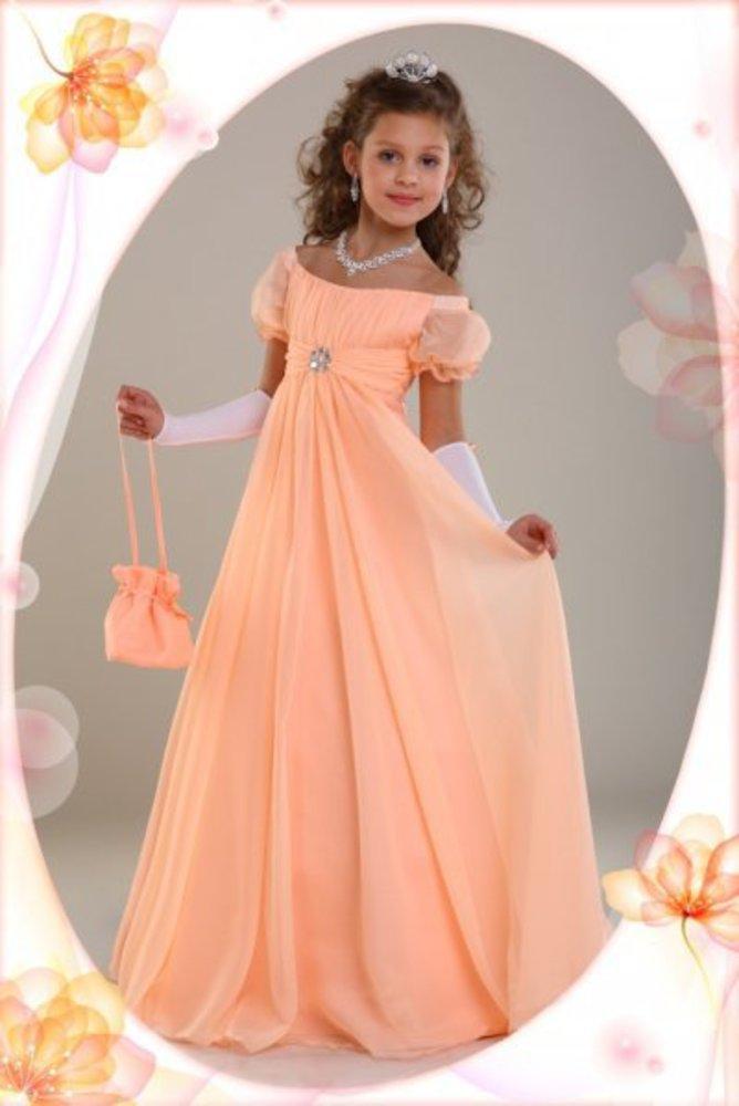 Платье на выпускной для детей