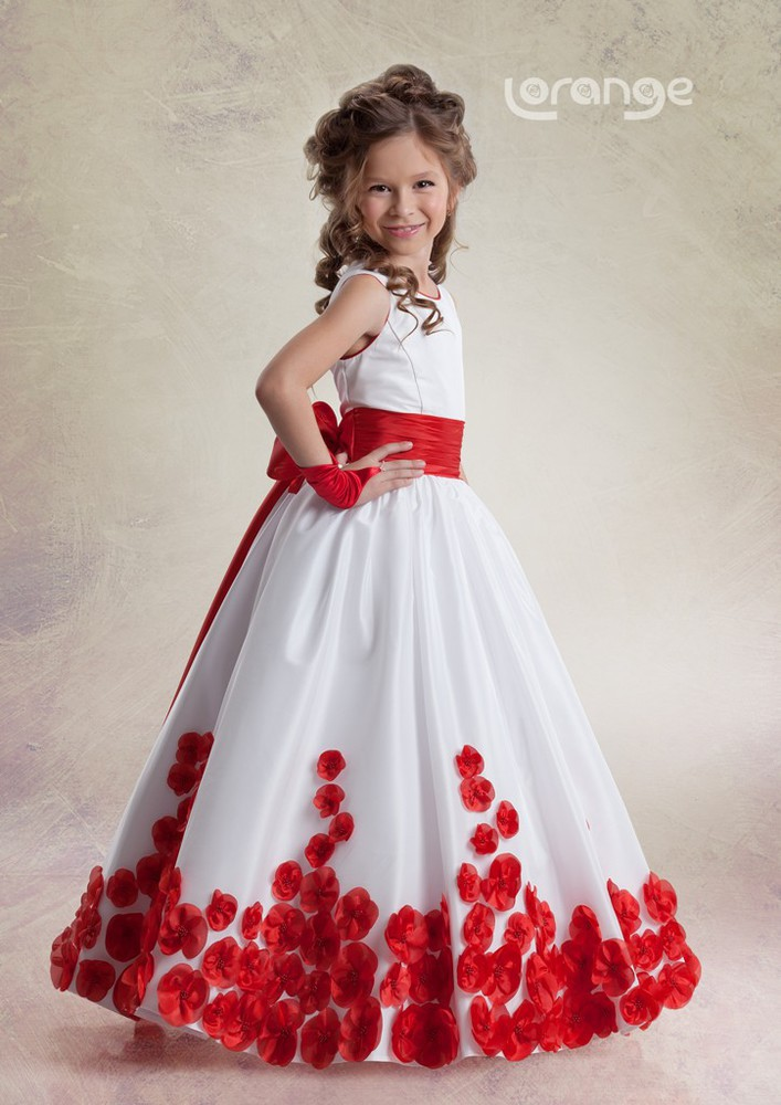 Платья для выпускного детские
