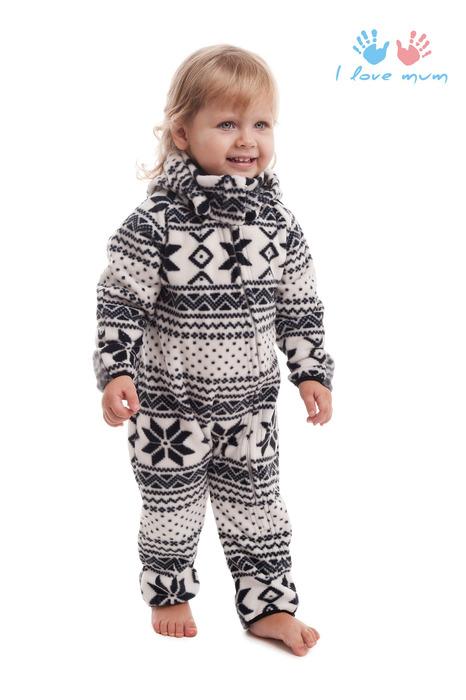 Флисовая одежда для детей 7