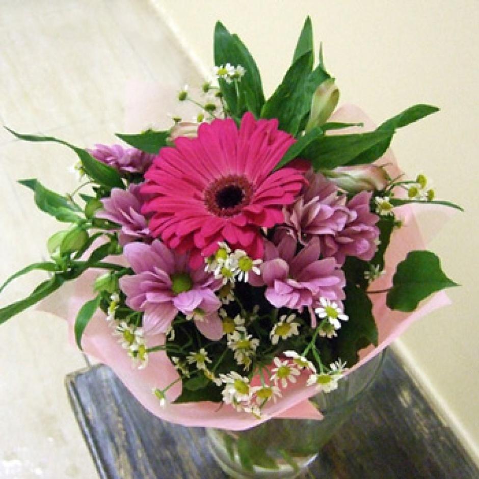 Фото небольшие букеты из цветов