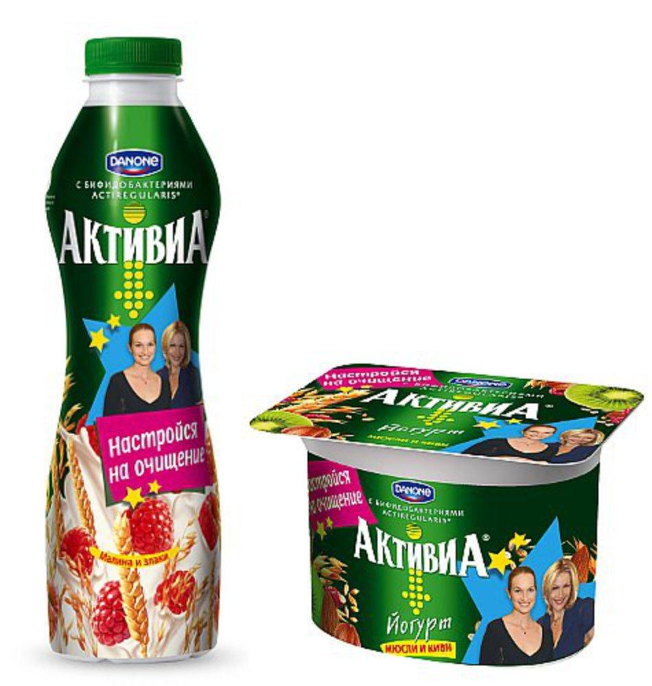 Диета на питьевых йогуртах