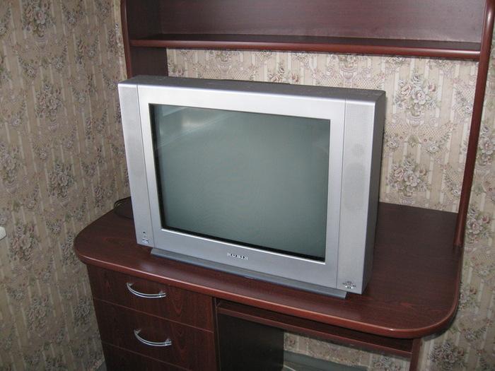 Телевизор Рубин 55FM10-7 (Тип ЭЛТ-телевизор с плоским экраном Входы AV, S-Video, SCART, RGB Разъемы на...