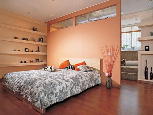 Межкомнатные перегородки спальня