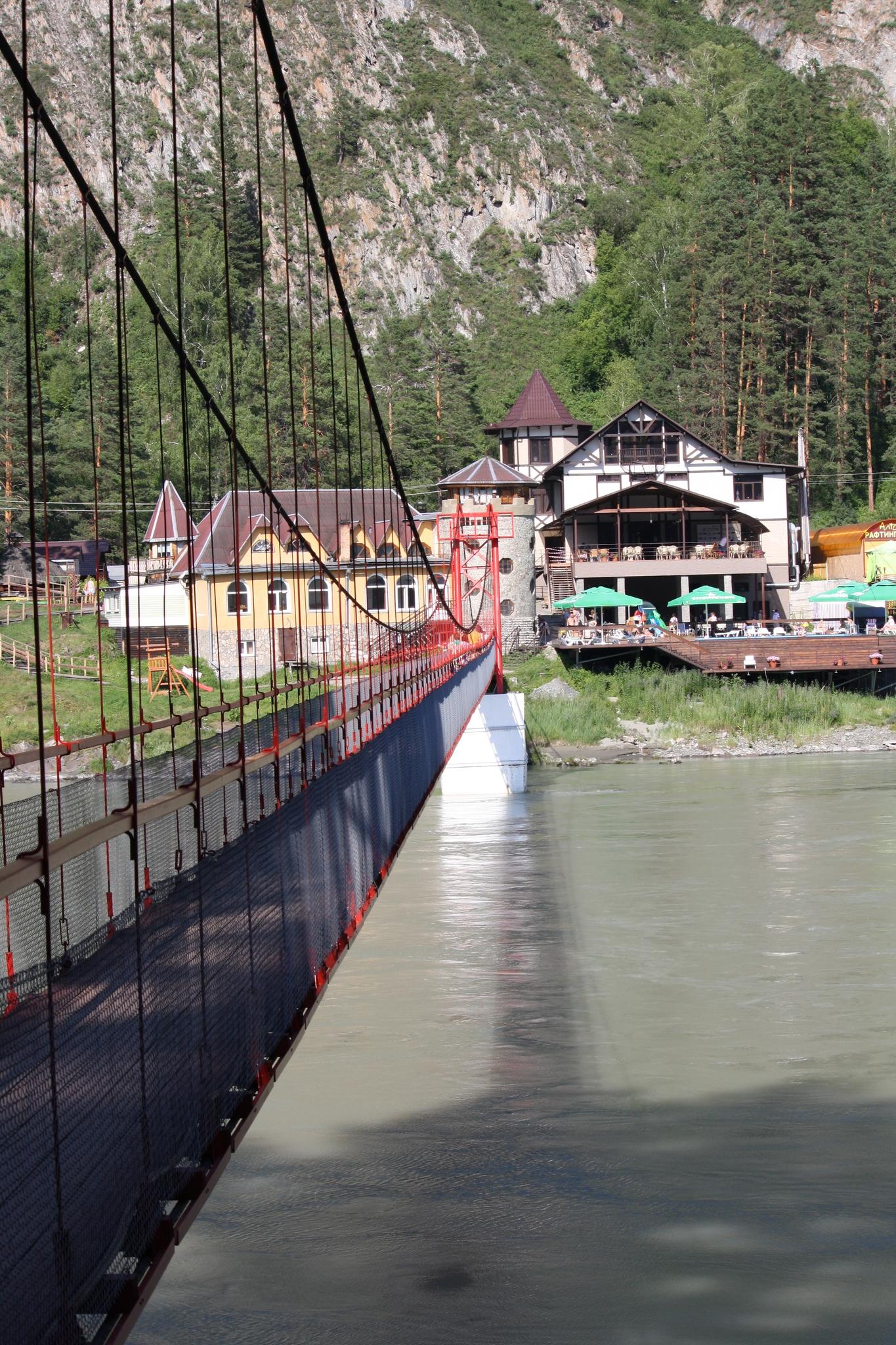 мосты через катунь усть сема горный алтай фото была любимейшим