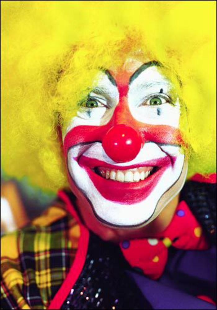 Добрые смешные, картинки с смешными клоунами