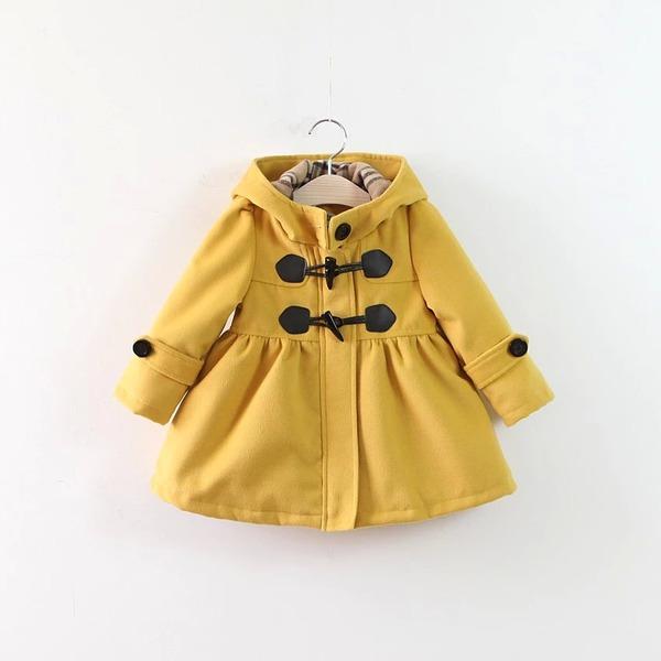 Пальто для девочки из драпа сшить 160