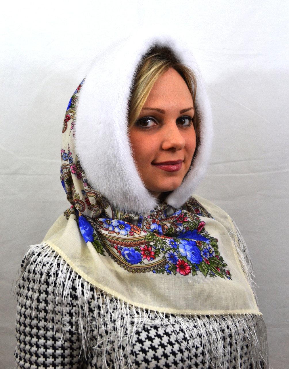 Головной убор «Wolka» модный тренд своими руками, выкройка 52