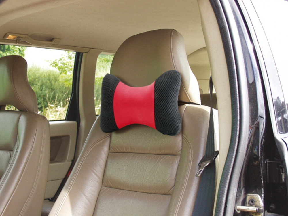 Автомобильная подушка на подголовник своими руками
