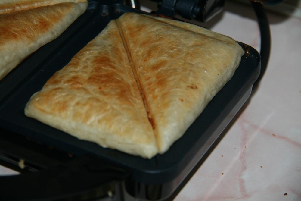 сэндвичница рецепты приготовления теста с фото гостеприимная