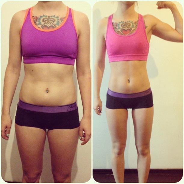 Сушка тела и похудение