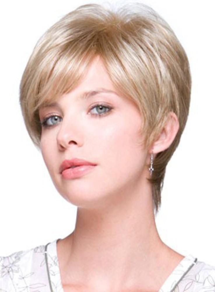 Стрижка на редкие волосы женская 11