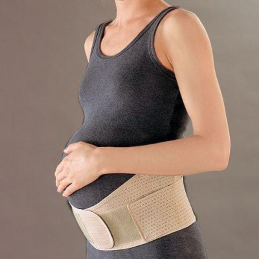 Носить ли бандаж при беременности дома