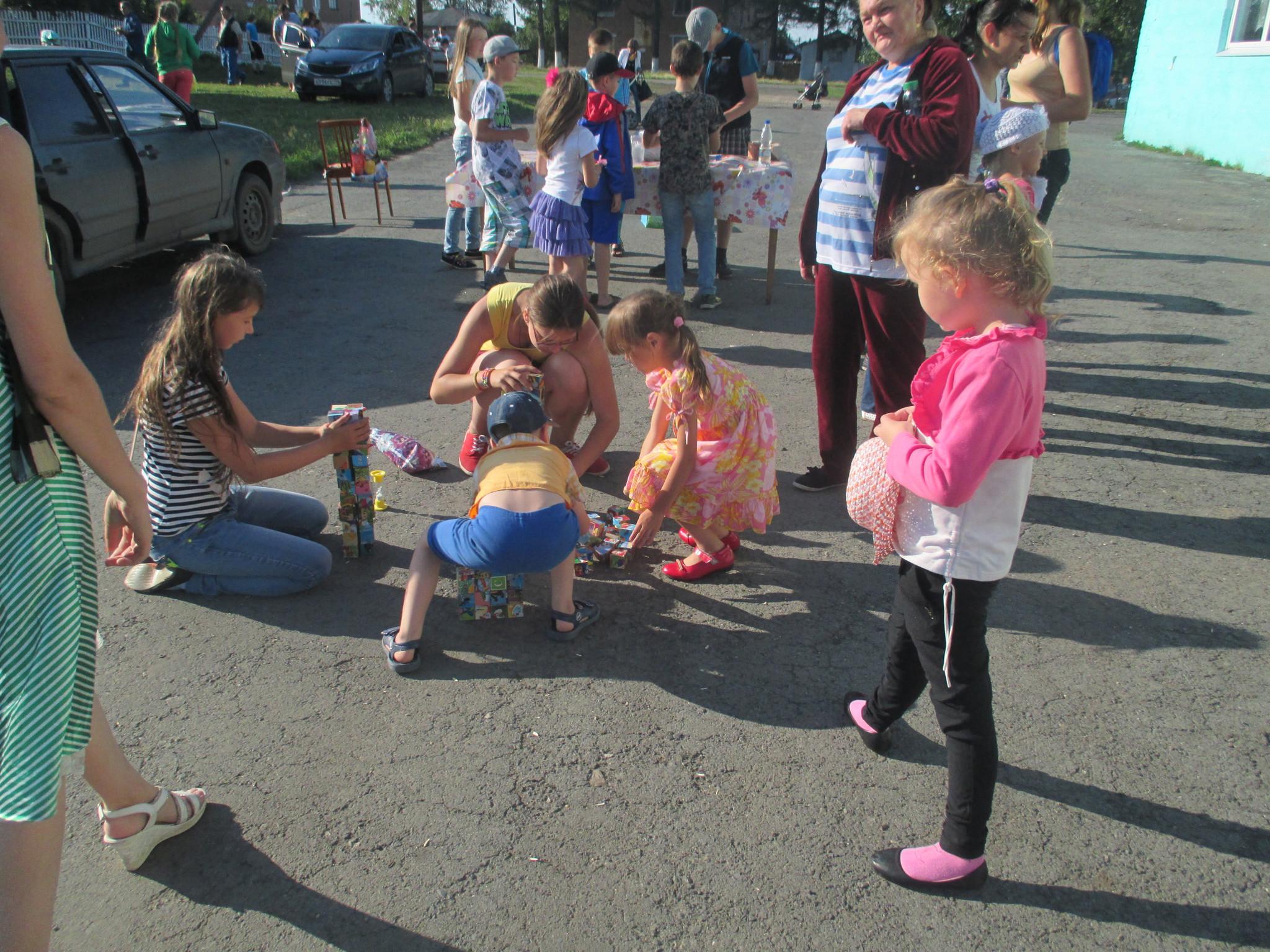 Фото детей из станицы