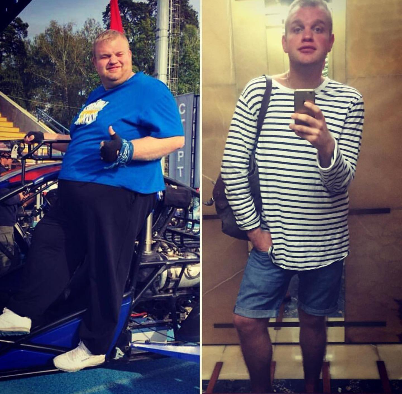 Взвешенные люди фото до и после