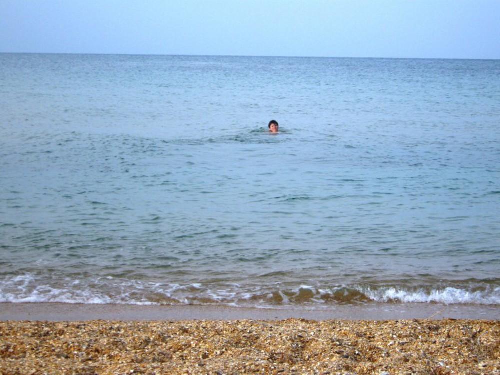 Как мы отдохнули на море ню