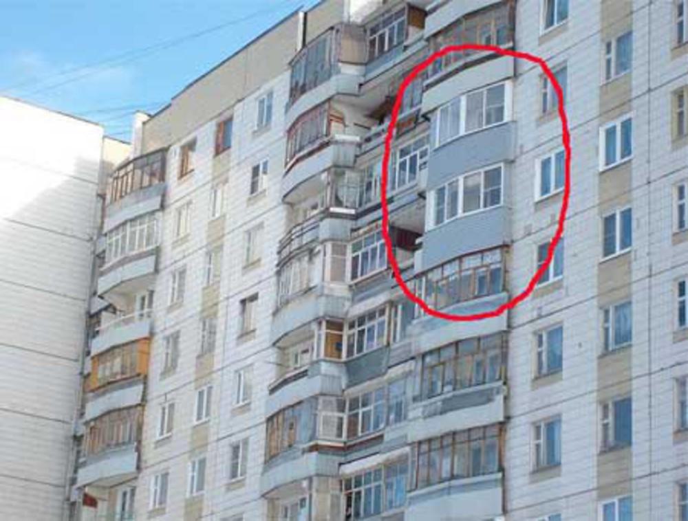 Дома серии копэ присоединение балконов. - настройка петель п.