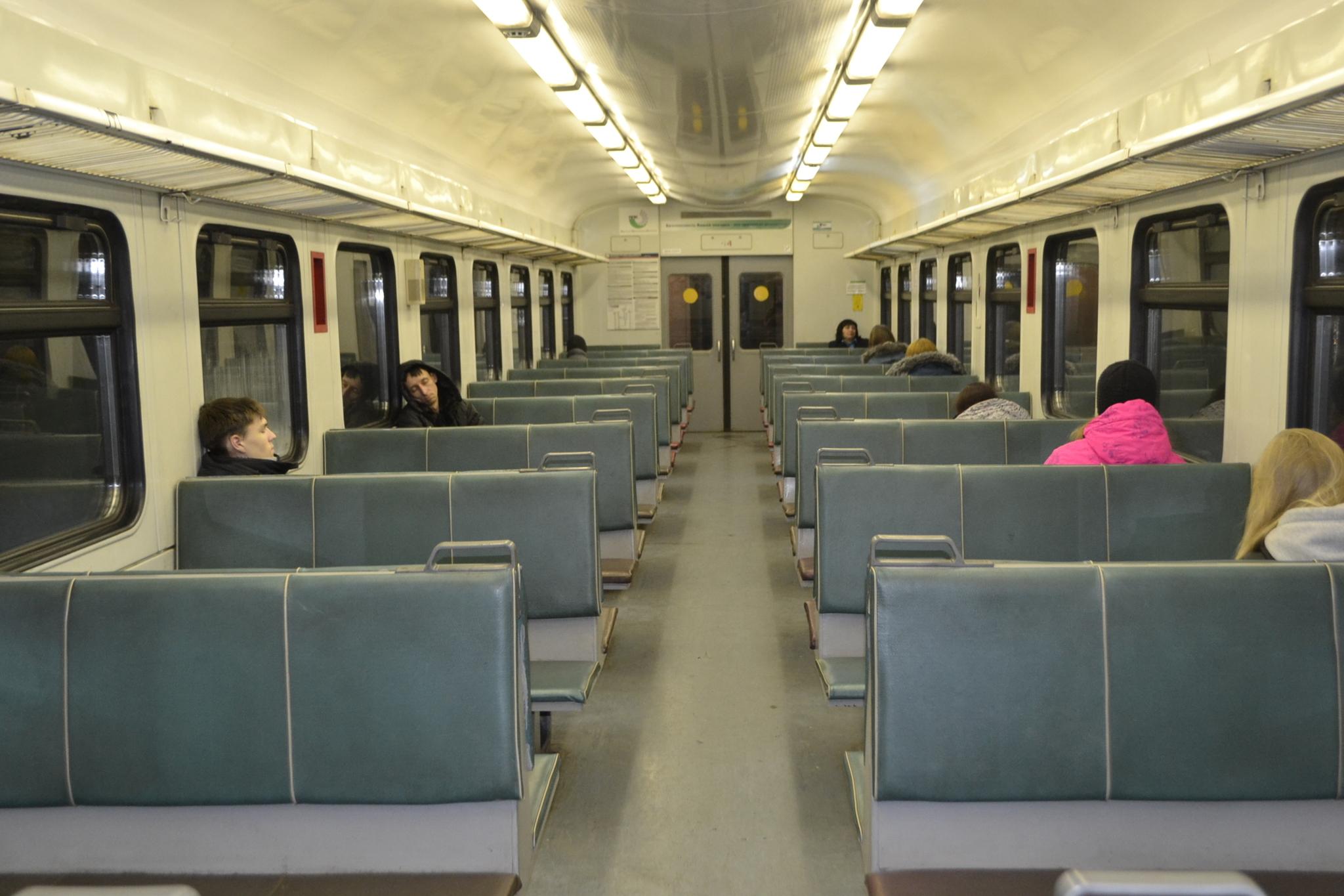 Поезд балаково схема сидячего вагона