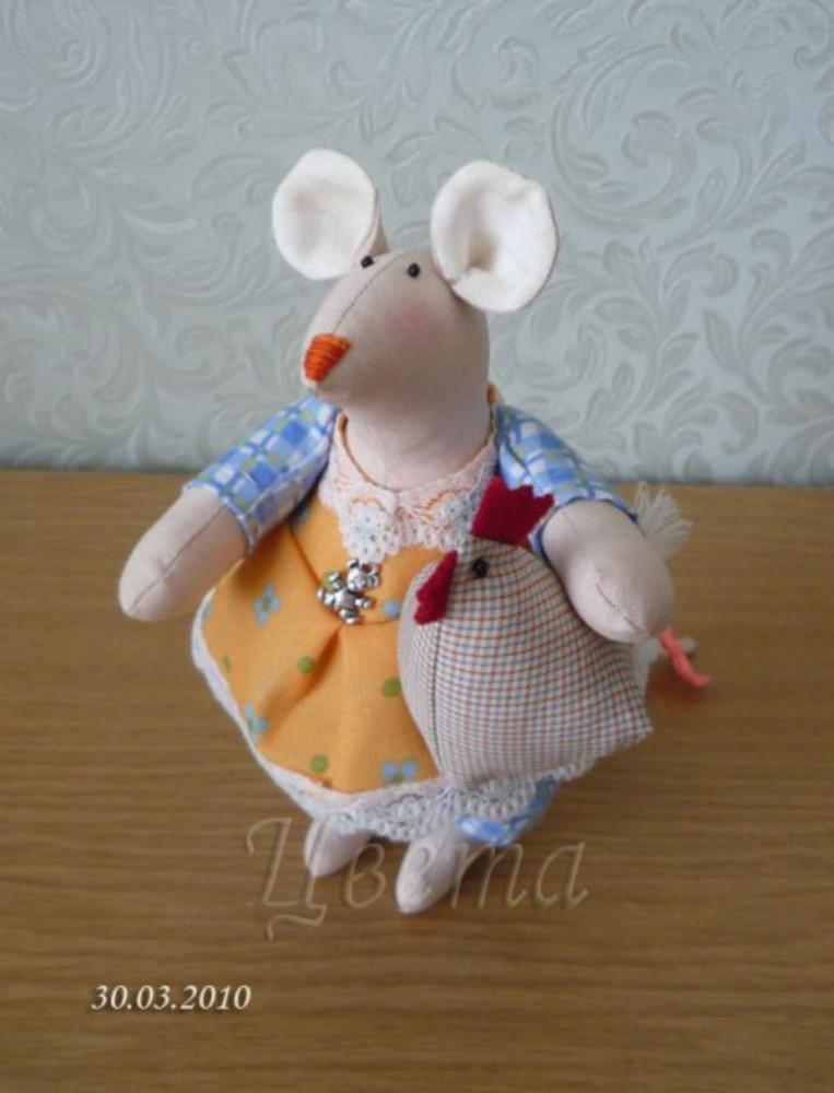 Мышонок своими руками для кукольного театра своими руками