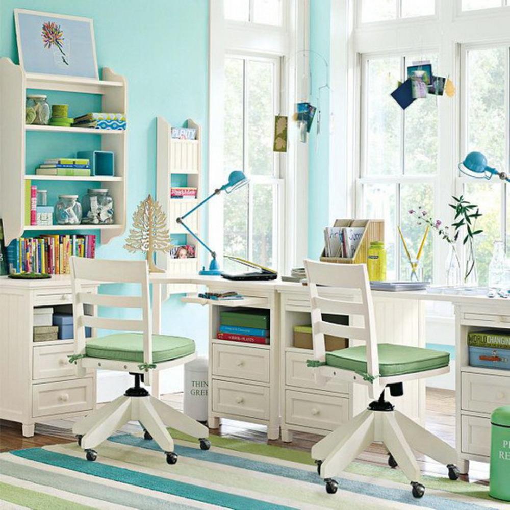 Дизайн детских столов для учебы