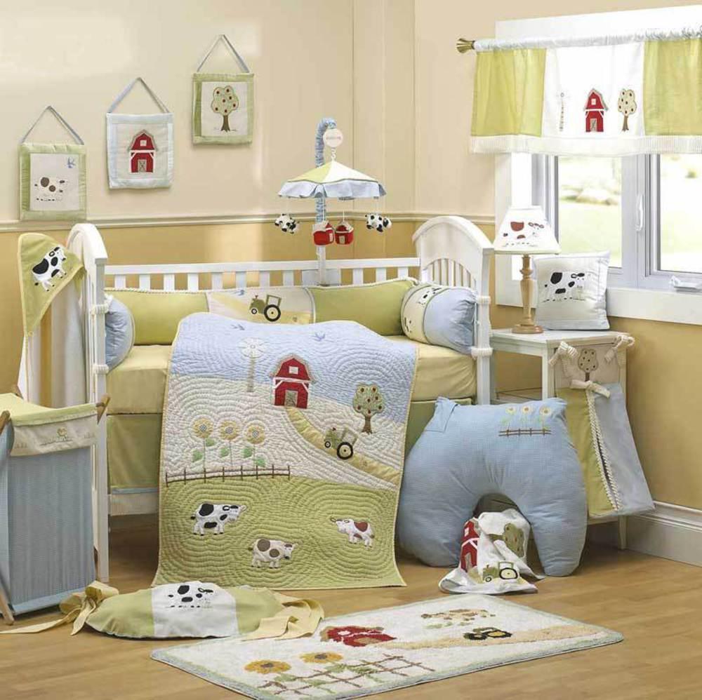 Идеи для детской своими руками - Дизайн детской комнаты 67