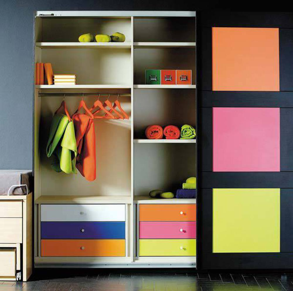 How to restore perfect order in the nursery. page 1.