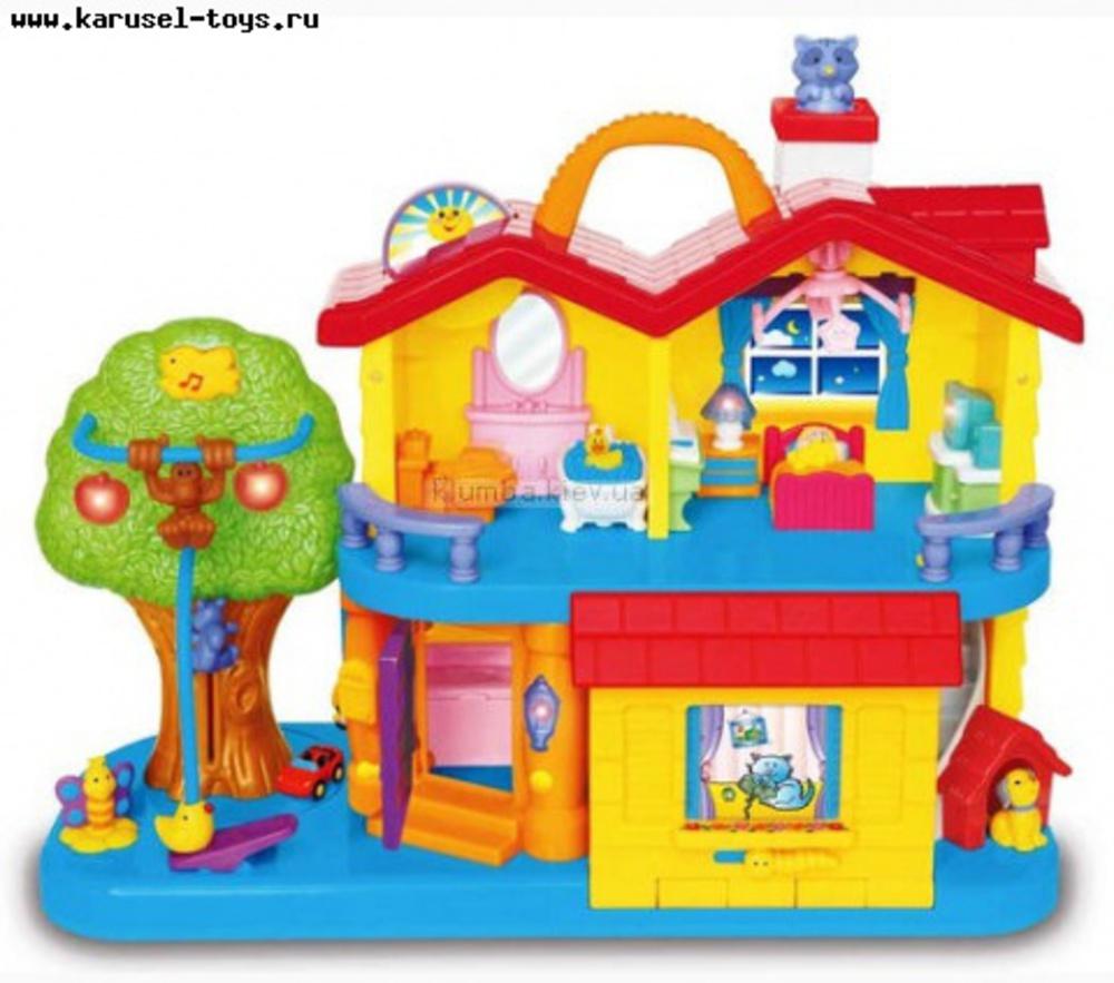 Корзина для игрушек своими руками из корзины