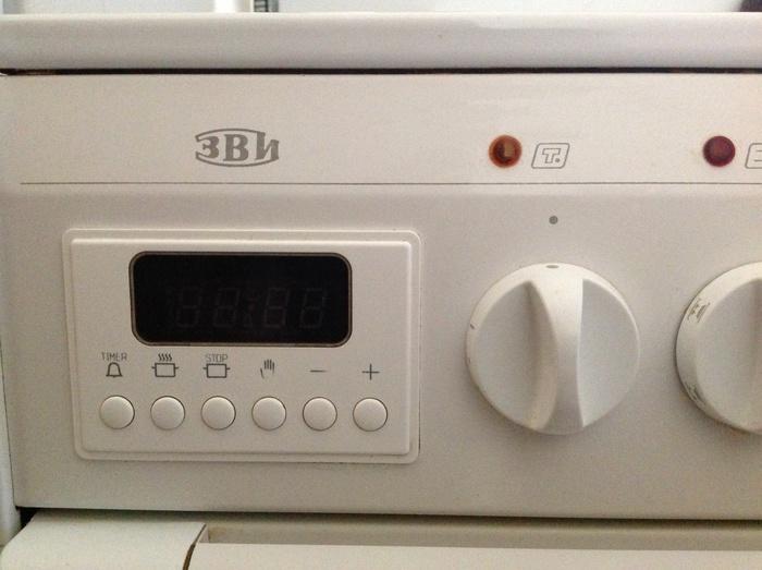 электрическая плита зви 430