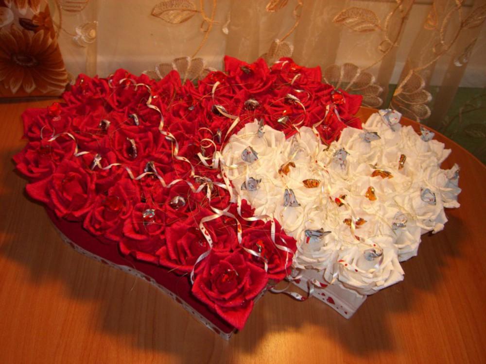 Красивые букеты на день святого валентина мужу, доставкой