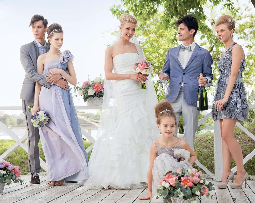 отличие одежда на свадьбу для гостей фото свободное время