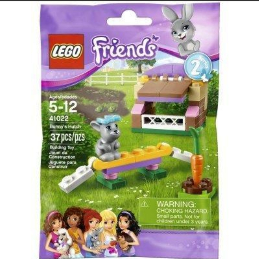 Конструкторы lego friends