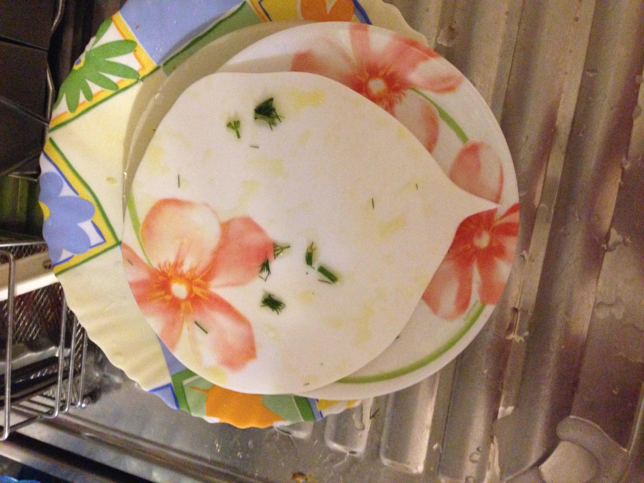 Если беременная разбила тарелку 90